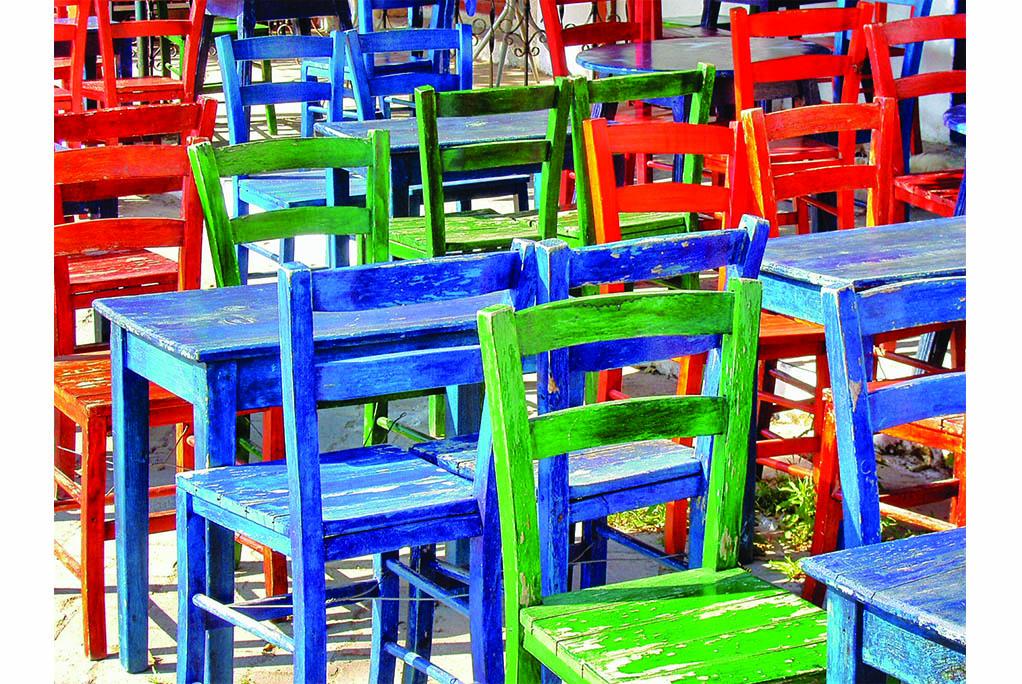 26 Καρέκλες (Καλκάν)