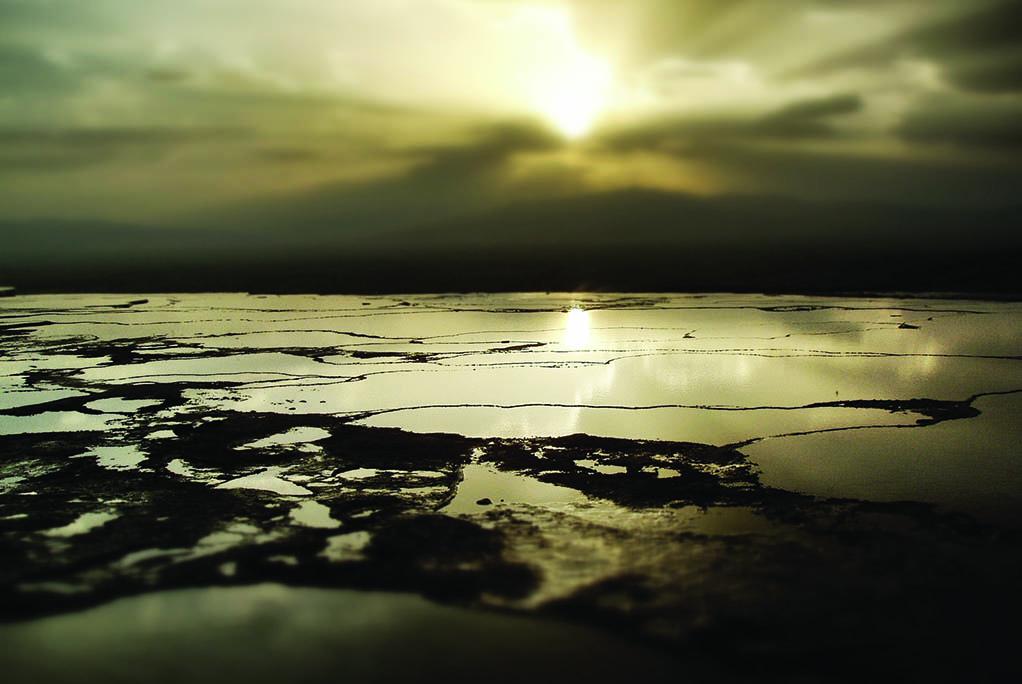 27 Ηλιοβασίλεμα (Παμούκκαλε)