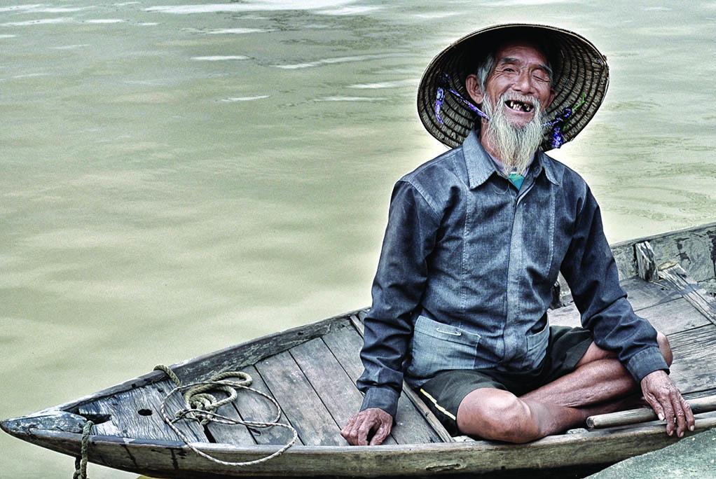 40 Γερο-ψαράς (Χόι Αν)