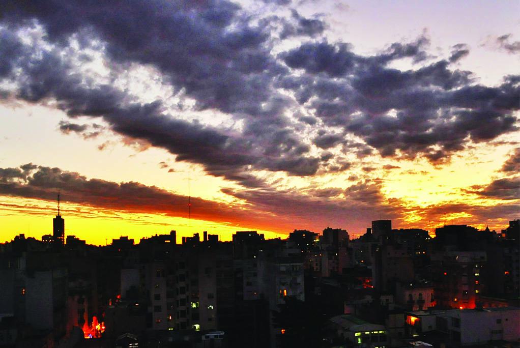 56 Ηλιοβασίλεμα (Μπουένος Άιρες)