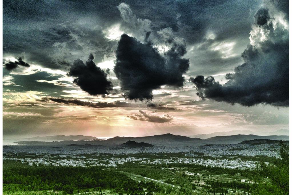 08 Πριν το Ηλιοβασίλεμα Ι (Αθήνα)