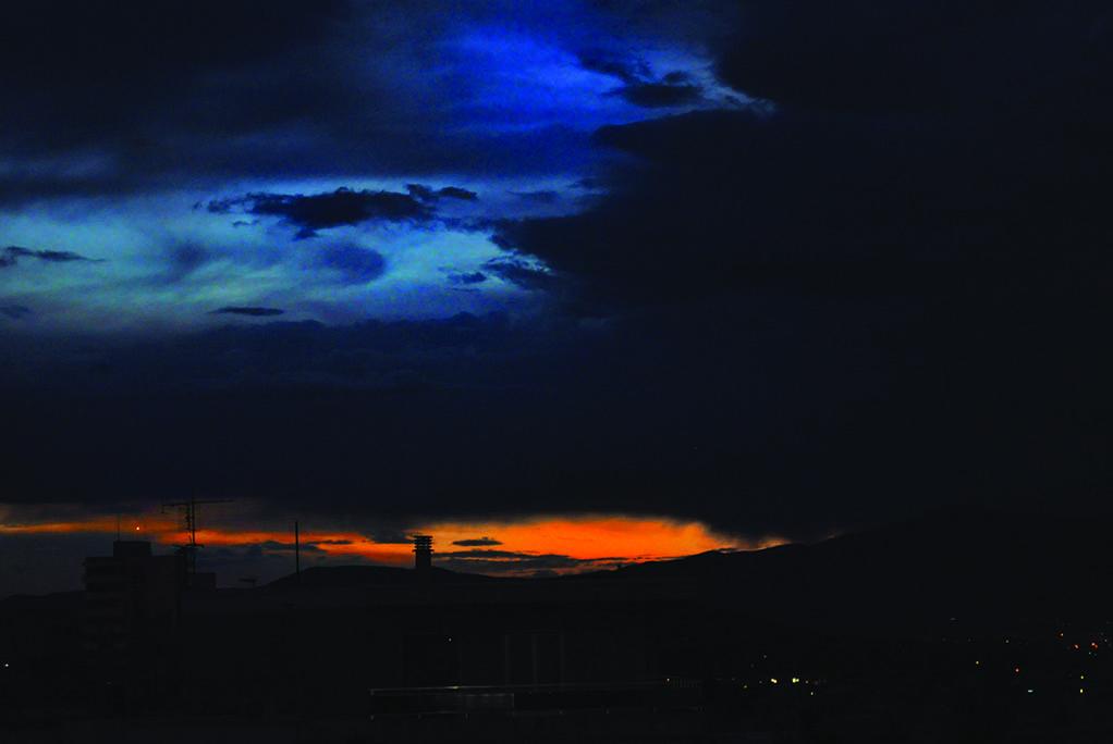 10 Μετά το ηλιοβασίλεμα (Αθήνα)
