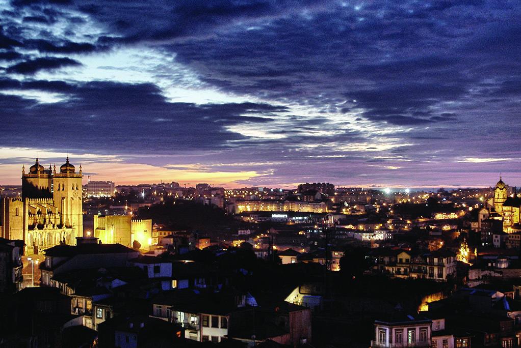 19 Ηλιοβασίλεμα (Πόρτο)